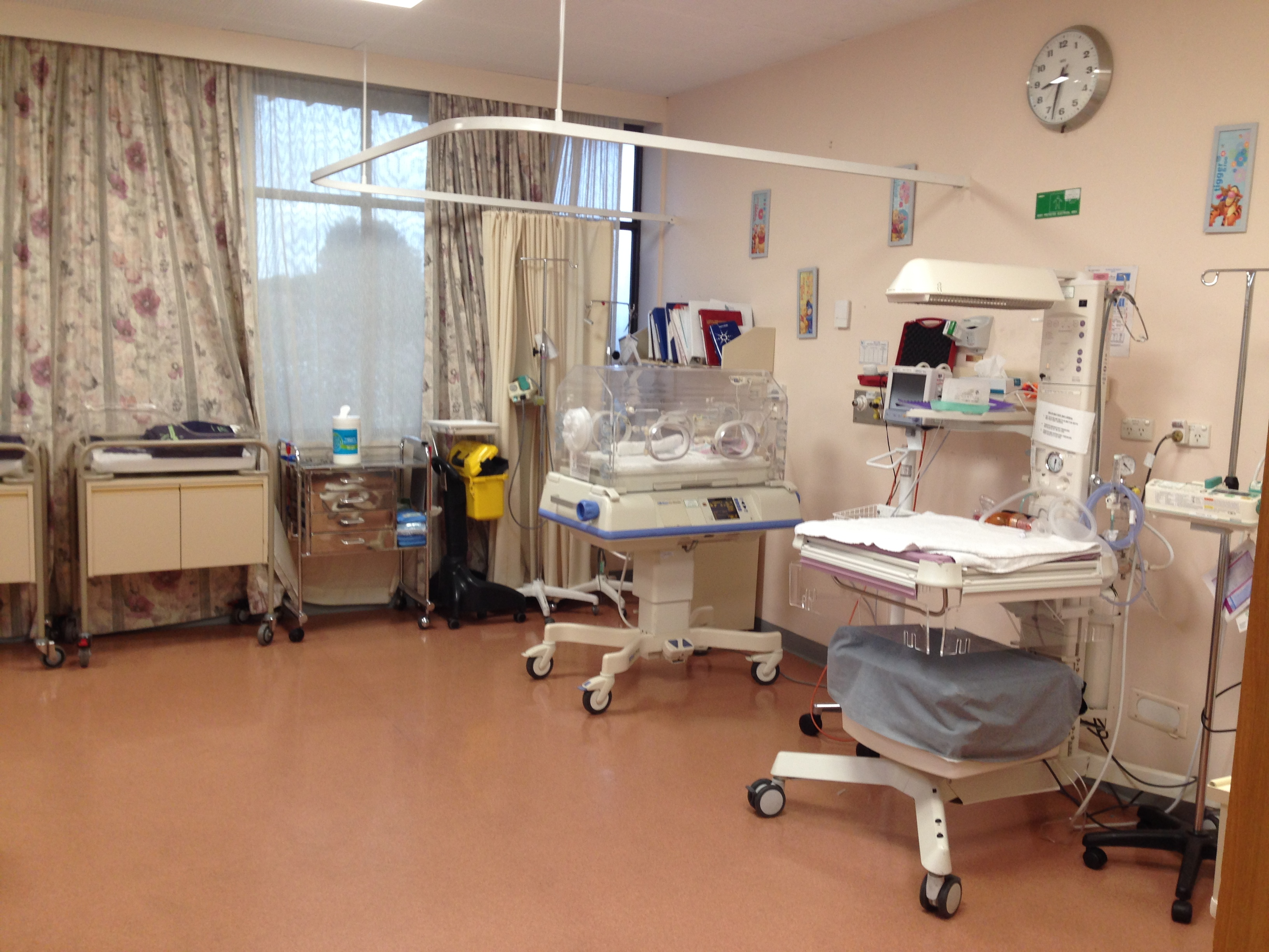 North Eastern Community Hospital Nursery North Eastern