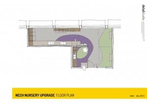 02 NECH Nursery floor plan