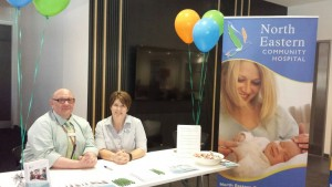 Raf and Christine at Campbelltown Volunteer Expo 2017