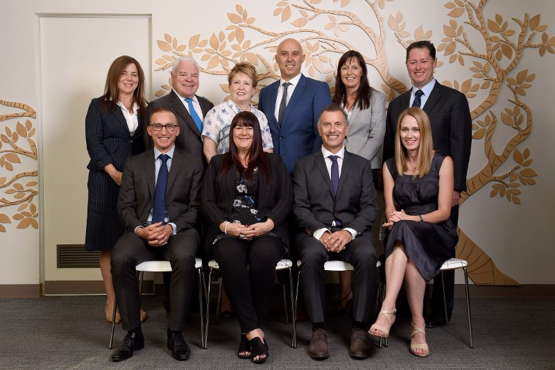 The NECH Board of Directors